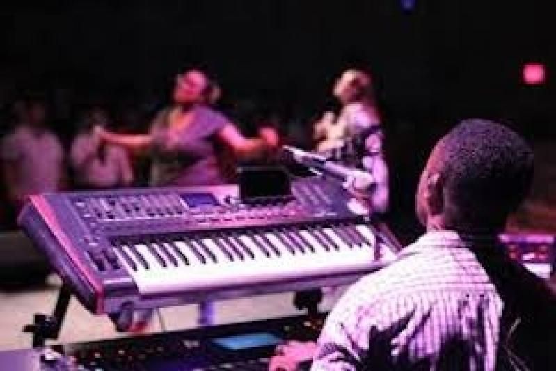 Aula de Teclado Gospel para Iniciante Chácara Inglesa - Aula de Teclado Musical