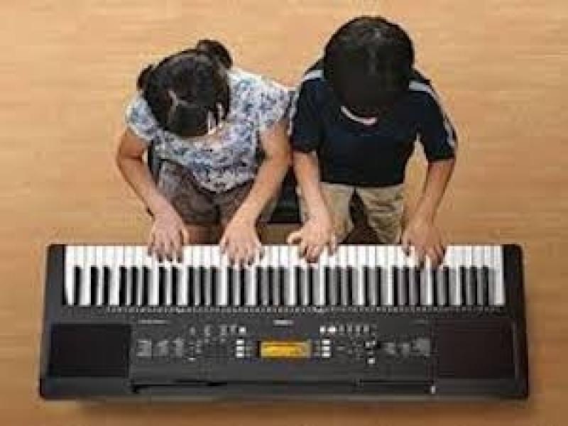 Aula de Teclado Particular Preços São Domingos - Aula de Teclado Musical