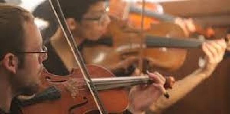 Aula de Violino Coletiva para Fazer Santa Cruz - Aula de Violino para Iniciantes Passo a Passo