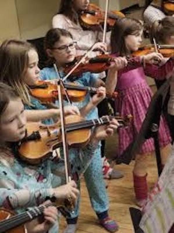 Aula de Violino Coletiva Morumbi - Aula de Violino para Iniciantes Passo a Passo