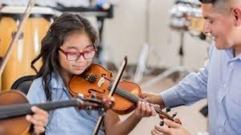 Aula de Violino para Crianças Bela Vista - Aulas de Violino