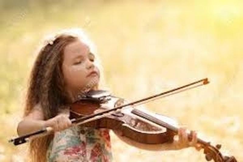 Aula de Violino para Iniciantes para Fazer Parque Vila Prudente - Aulas de Violino