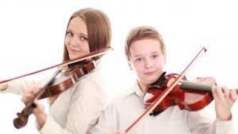 Aula de Violino Particular Saúde - Aulas de Violino