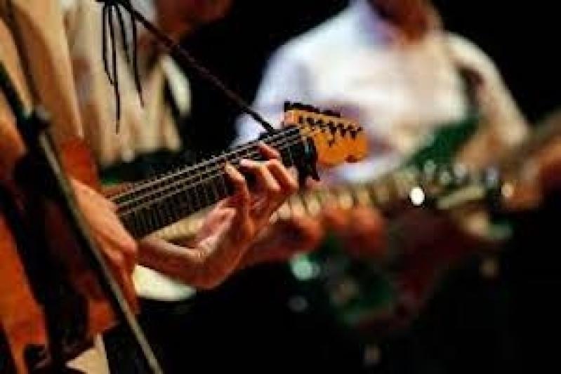 Aula Particular de Guitarra Cidade Jardim - Aula de Guitarra Improvisação