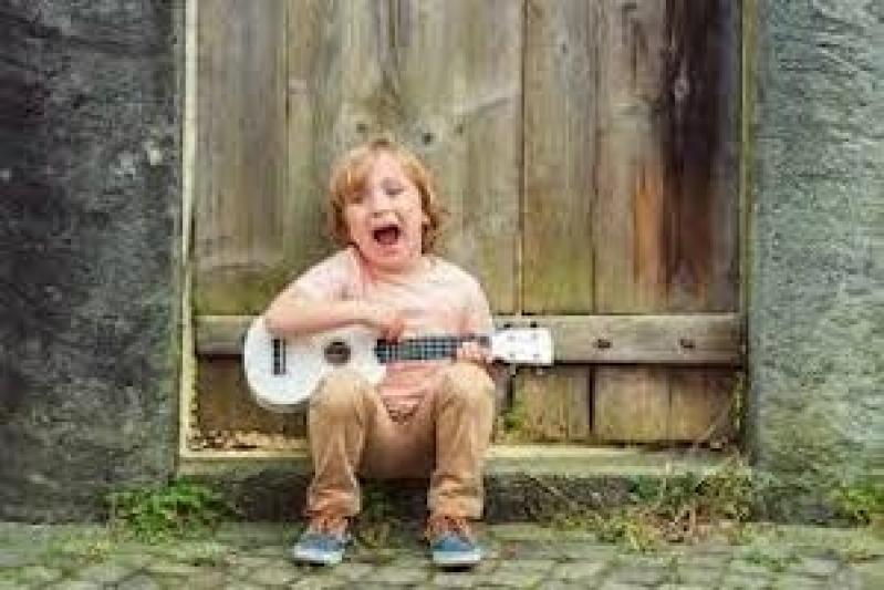 Aulas de Musicalizações para Educação Infantil Chora Menino - Aula de Musicalização para Educação Infantil