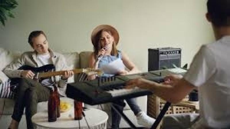 Aulas de Teclado Musical Itaim Bibi - Aula para Iniciante de Teclado