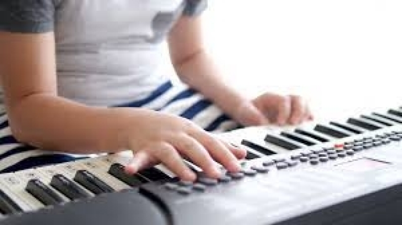 Aulas de Teclado para Iniciantes Gospel Jardins - Aula de Teclado Musical