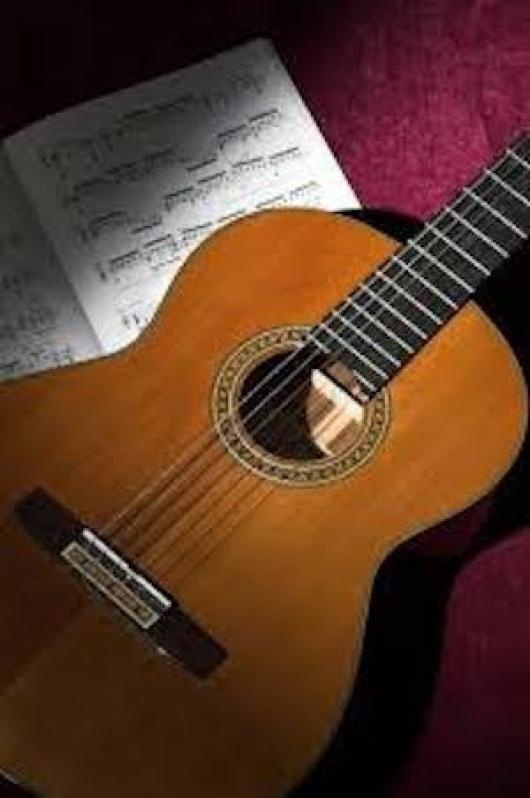 aulas de violão teórica