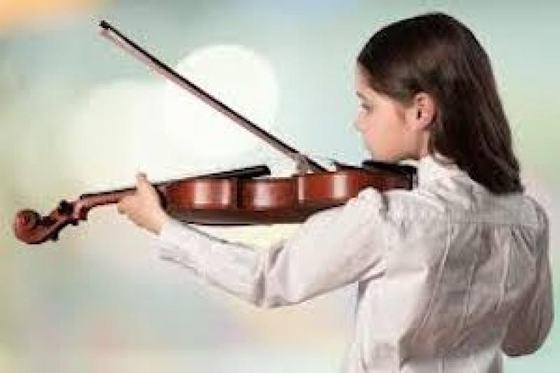 Aulas de Violino para Crianças Vila Romana - Aula de Violino para Iniciantes Passo a Passo