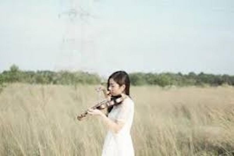 Aulas de Violino para Iniciante Saúde - Aulas de Violino
