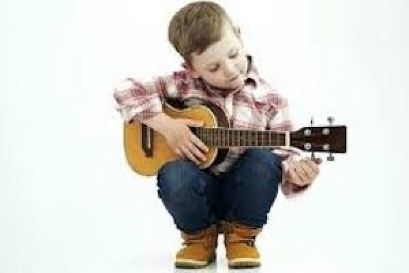 Cursos de Musicalizações Infantis Liberdade - Musicalização para Crianças