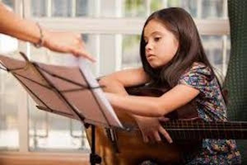 escola de aula de violão passo a passo Bixiga