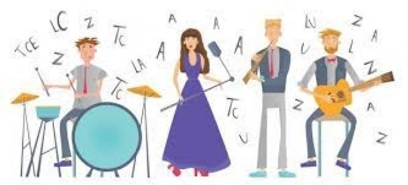 Escola de Musica com Aula de Instrumentos Valores Interlagos - Escola de Musica Rock