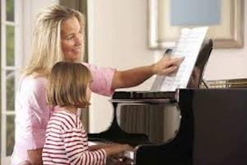 Escola de Musica com Aula de Piano Valores Jardim Marajoara - Escola de Musica Mais Proxima
