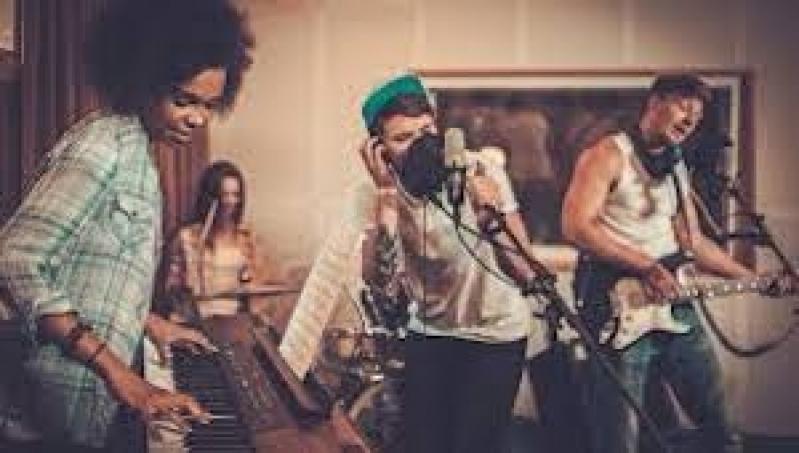 Escola de Musica Rock Valores Bixiga - Escola de Musica com Aula de Canto