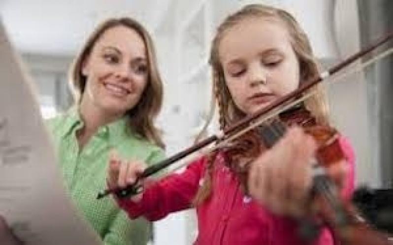 Escola Que Faz Aula de Violino para Crianças Aeroporto - Aula de Violino para Iniciantes Passo a Passo