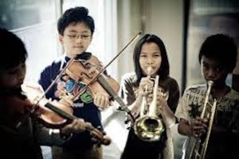 Escolas de Musica Perto de Mim Cambuci - Escola de Musica Rock