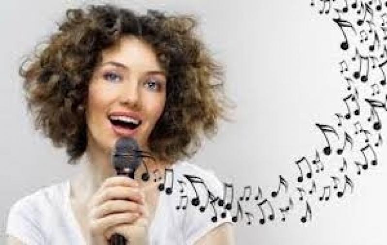 Onde Contratar Professor de Canto Avançado Santa Efigênia - Professor de Canto Particular