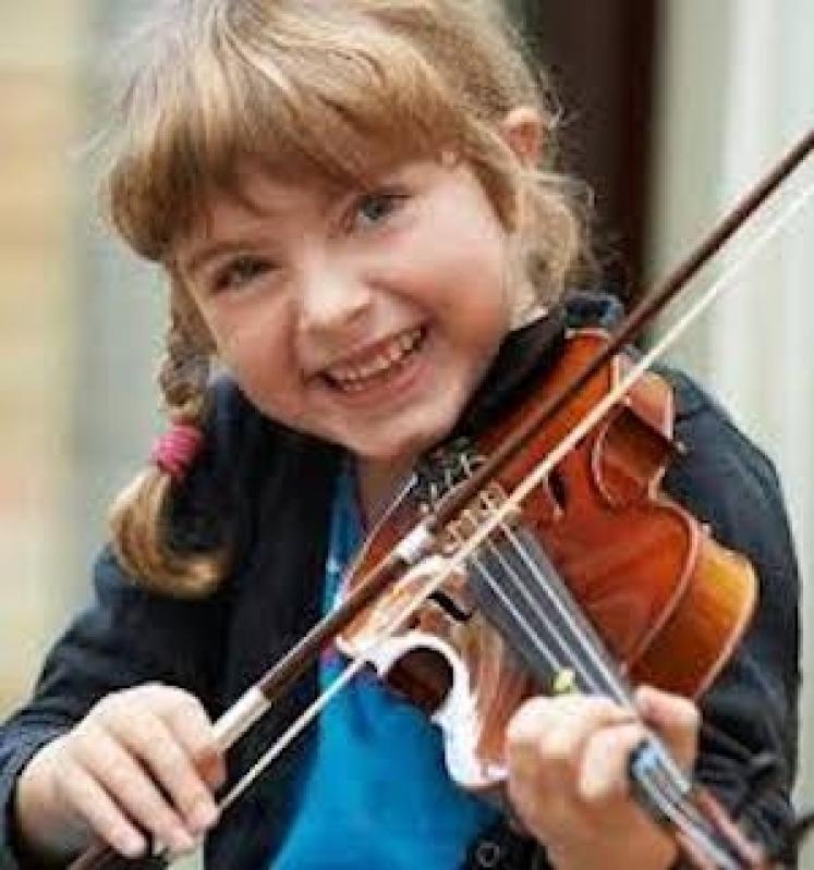 Onde Faz Aula de Violino para Crianças Casa Verde - Aulas de Violino