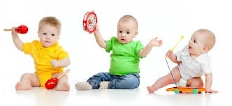 Onde Tem Aula de Musicalização para Educação Infantil Santa Efigênia - Musicalização Infantil