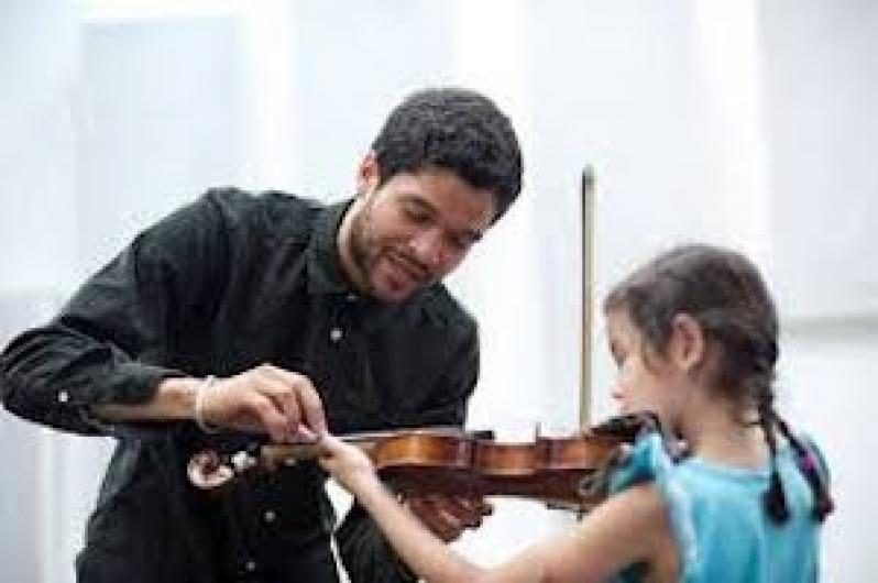 Primeiras Aulas de Violino Trianon Masp - Aulas de Violino