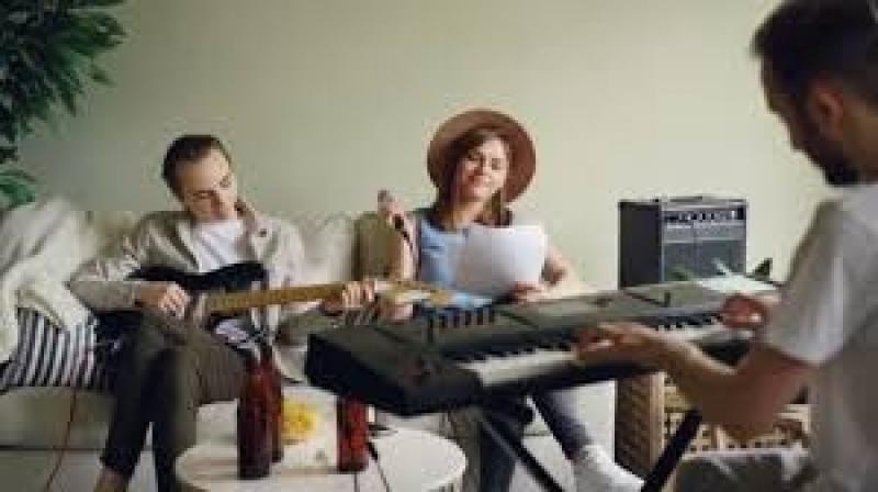 Procuro por Escola de Musica Mais Proxima Santo Amaro - Escola de Musica Rock