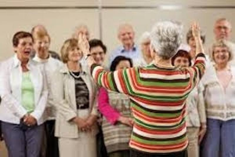 Professor de Canto para Coral Anália Franco - Professor de Canto Profissional