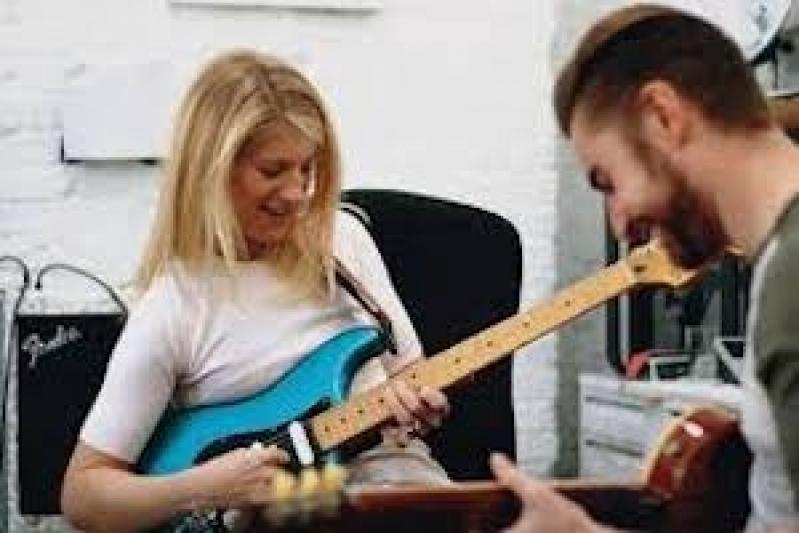 Quanto Custa Primeira Aula de Guitarra Perdizes - Aula de Guitarra Improvisação