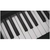 aula básica de teclado preços Barueri