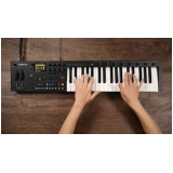aula básica de teclado Brás
