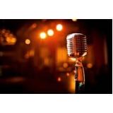 aula de canto particular