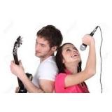 aula de canto e violão Parque Anhembi