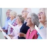 aula de canto gospel melhor preço Praça da Arvore