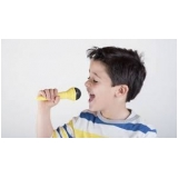 aula de canto infantil melhor preço Água Branca