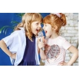 aula de canto para crianças melhor preço Consolação