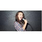 aula de canto particular melhor preço Brooklin