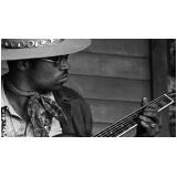 aula de blues guitarra