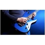 aula de guitarra heavy metal