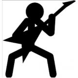 aula de guitarra improvisação