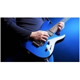 aula de guitarra iniciante