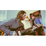 aula de guitarra iniciante Jardim América