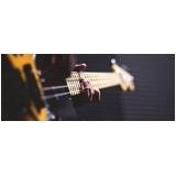 aula de guitarra solo orçamento Vila Albertina
