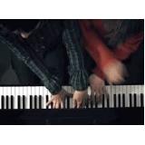aula de piano popular