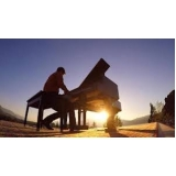 aula de piano clássico orçar Santa Efigênia