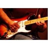 aula de solo de guitarra Saúde