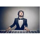 aula de teclado para iniciantes gospel Jardim Bonfiglioli