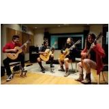 aula de violão clássico República