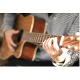 aula de violão dedilhado valor Vila Mariana