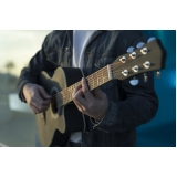 aula de violão para iniciantes valor Aclimação