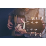 aula de violão para iniciantes Centro